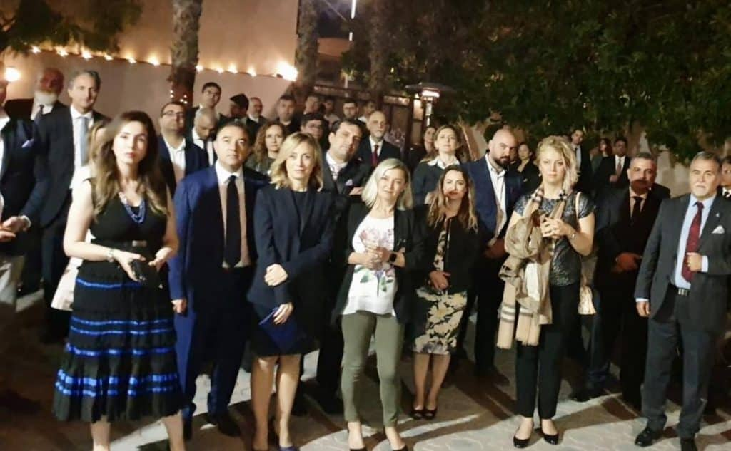 Reception for Turkish Business Council Members hosted by Consul General