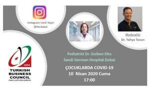 Cocuklarda Covid-19