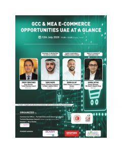 GCC E-commerce Market & Logistics Opportunities Webinar