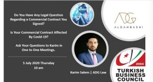 ADG Law One to One Sessions