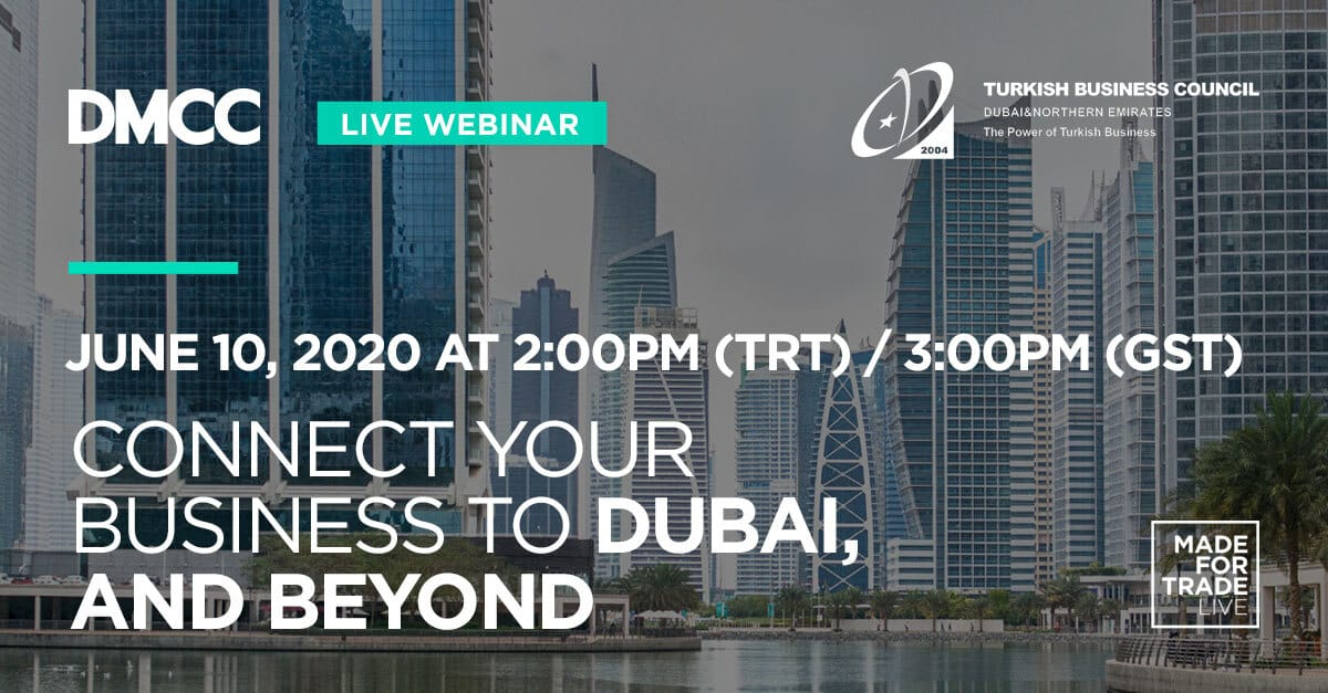 Connect your Business to Dubai and Beyond