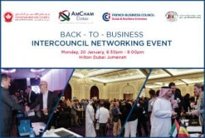 Back to Business Intercouncil Networking Event