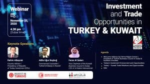 Investment and Trade Opportunities in Turkey and Kuwait