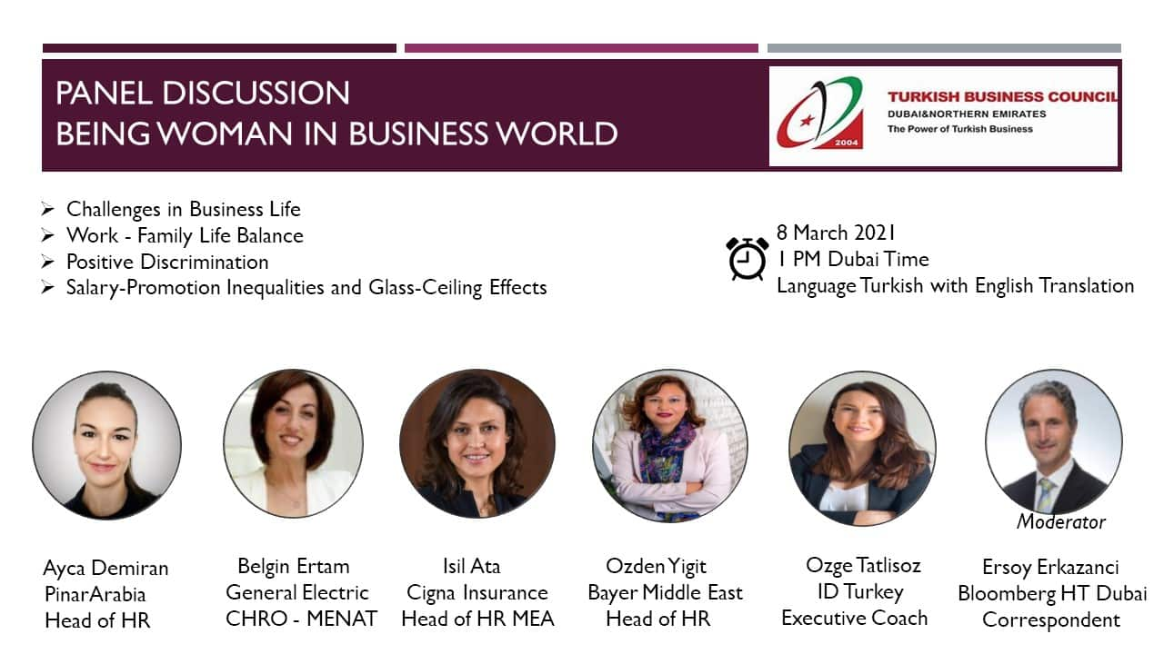 Being Woman in Business World