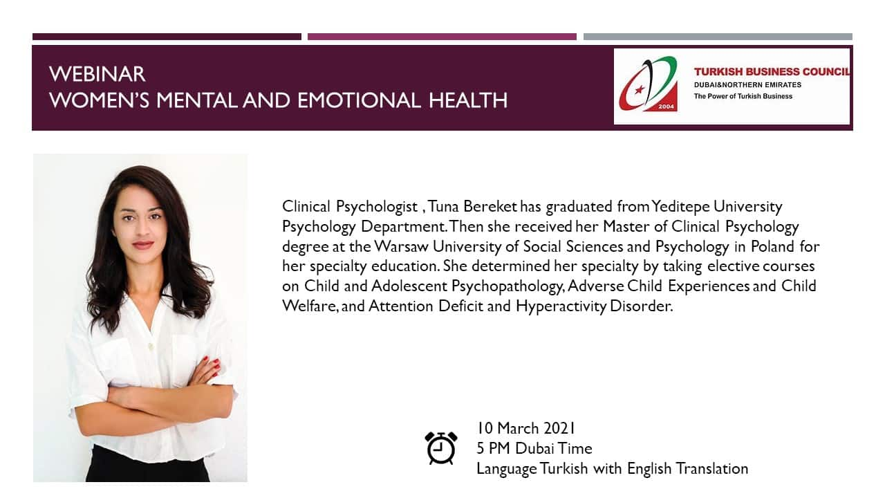 Women's Mental and Emotional Health