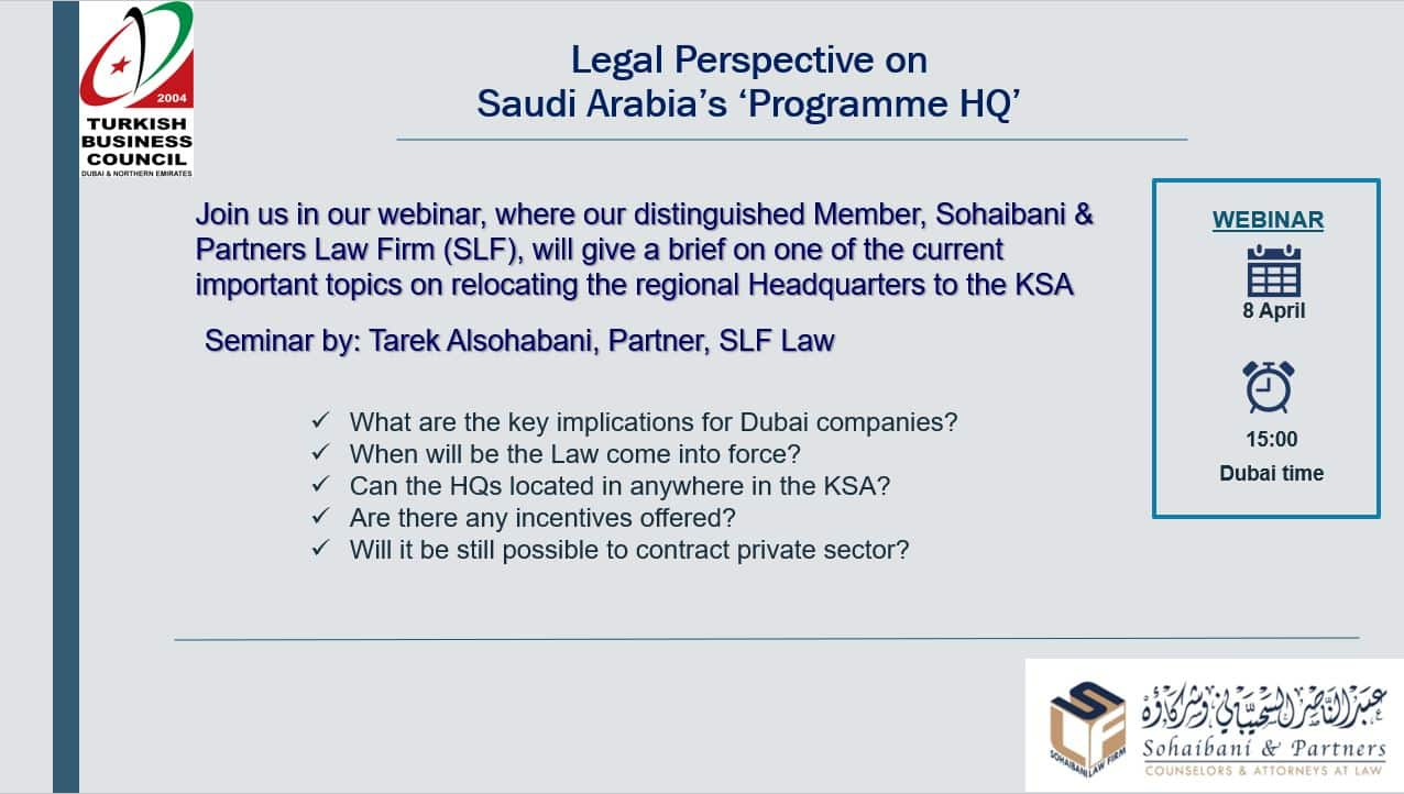Legal Perspective on Saudi Arabia's