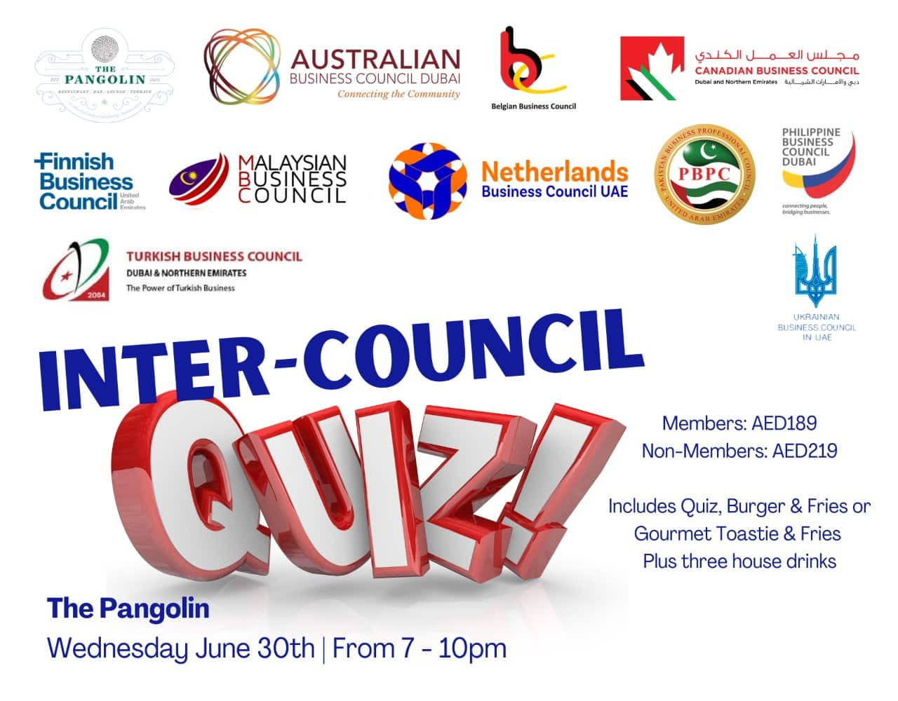 Inter-Council Quiz
